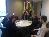 imagem: Mesas de negociações da Campanha Salarial 2014