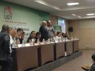 imagem: 22ª Reunião Plenária UGT Nacional