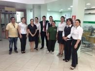 imagem: Encontros com empregados de cooperativas de crédito do RS